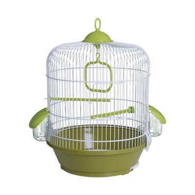 Клетка за папагали обла 716BV Ф 31,5/40 см
