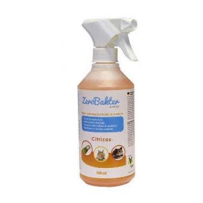 Почистващ спрей за клетки Zero Bakter 500 мл с аромат цитрус