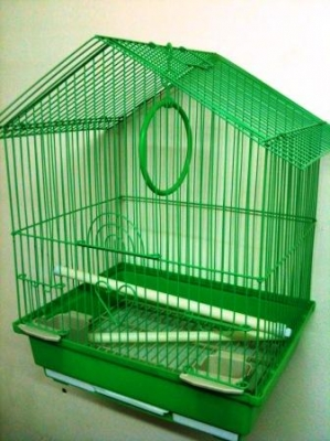 Клетка за вълнисти папагали 29.5/22.3/38.5 см