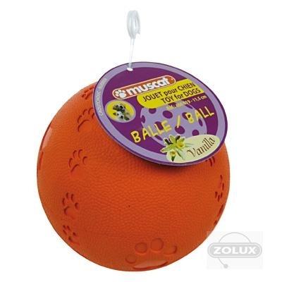 Гумена топка на лапички