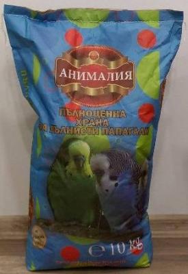 Космонавт - храна за вълнисти папагали 10 кг.
