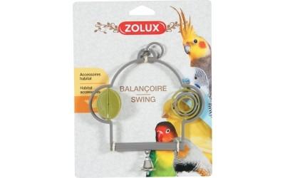 Люлка PVC с играчки за папагали