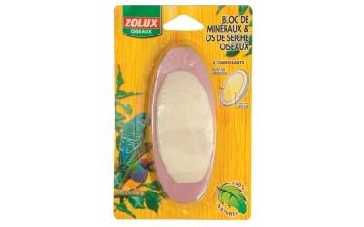 Мин. блок със сепиева кост Zolux