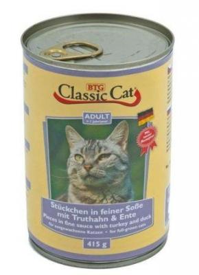 Classic Cat 415 гр патица и пуйка