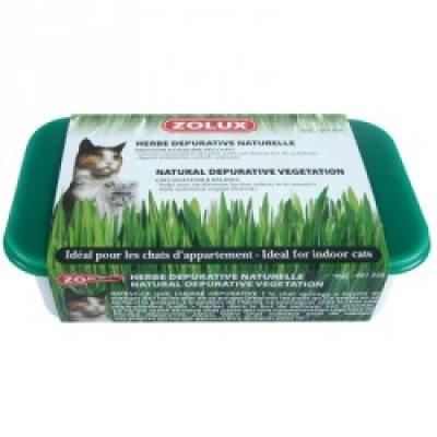 "Трева за котки ""Zolux"""