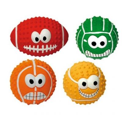 """Играчки латекс """"Smile Ball"""" 7.5 см"""