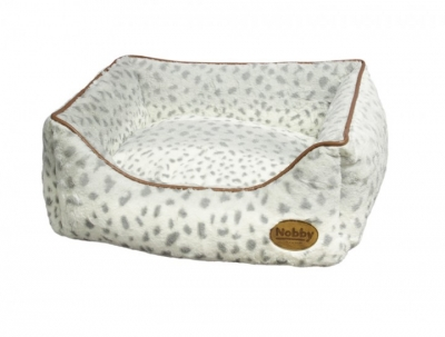 """Легло """"ALANIS"""" leopard grey 45/40/18 см"""