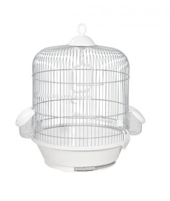 Клетка за папагали обла 716GP Ф 31,5/40 см