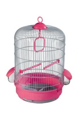 Клетка за папагали обла 736GF Ф 32,5/48 см