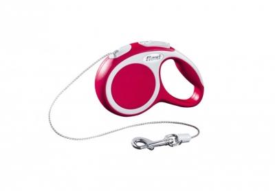 Flexi Vario Cord 3m/8kg red
