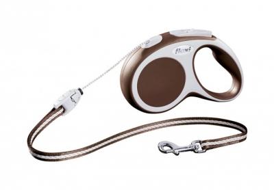 Flexi Vario Cord 5m/12kg brown