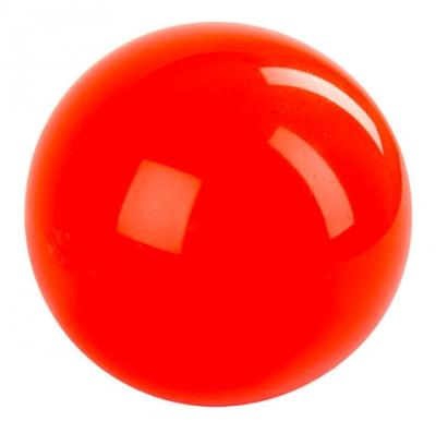 Топка за игра за куче ф12см оранжева Kerbl