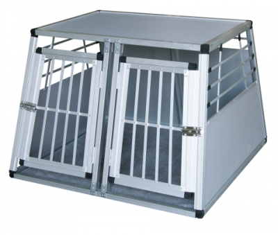 Транспортна клетка Kerbl Aluminium 92/98/68 см