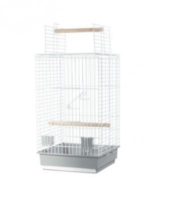 Клетка голям папагал 835B  43,4/43,4/76,5 (+20) см