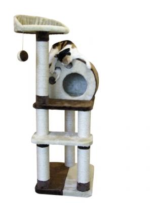 Котешка катерушка Kerbl Planet X 50/40/127 см