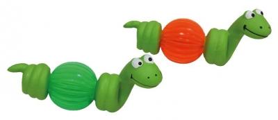 Играчка змия латекс 17 см