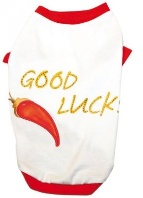 "Тениска ""Good Luck"" 15 см"