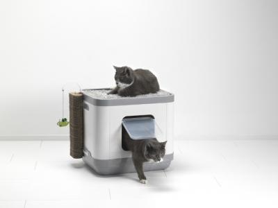 Котешка тоалетна 3 в 1 Catconcept