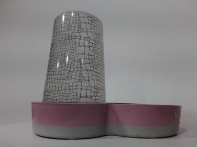 Авт.хранилка/поилка Tasty 1.5 л Pink