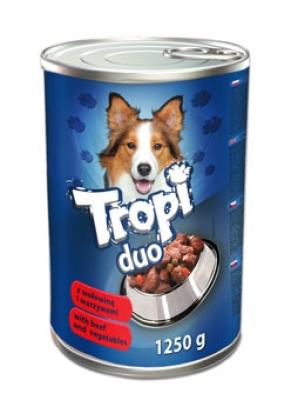 Tropi Duo 1250 гр 2 вида