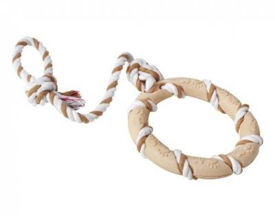 Гумен ринг с въже 47/14 см