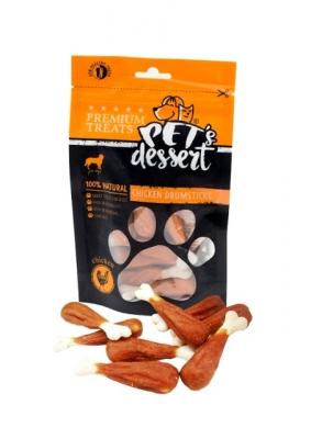 PET'S DESSERT        Пилешки бутчета 80 гр