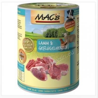 MACs Dog 400 грама консерва