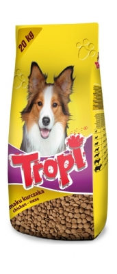 Tropi - пиле 20 кг