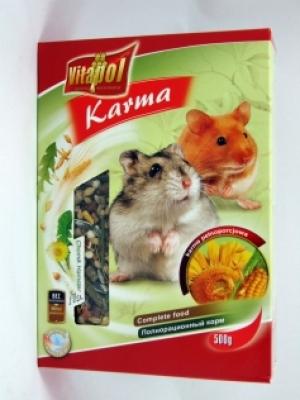 Vitapol Храна за хамстери 500 грама