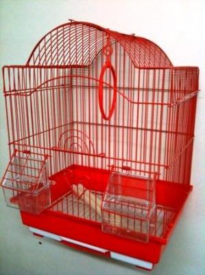 Клетка за вълнисти папагали