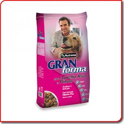 Gran Forma Dog 3кг - агне