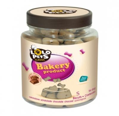 Бисквитки Chocolate буркан 210 грама S-size