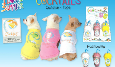 Тениски Top Cocktails Mixed /размери/