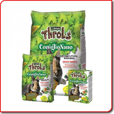 Throls Coniglio Nano 15 kg