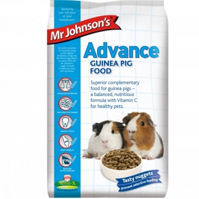 Mr Johnson's Advance Guinea Pig Food