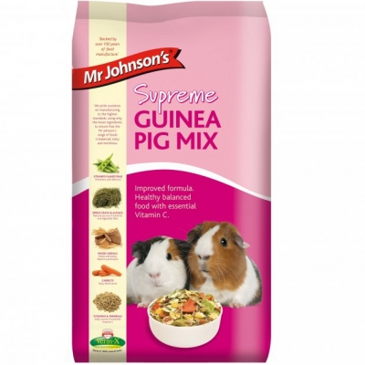 Mr Johnson's Supreme Guinea Pig Mix 15кг