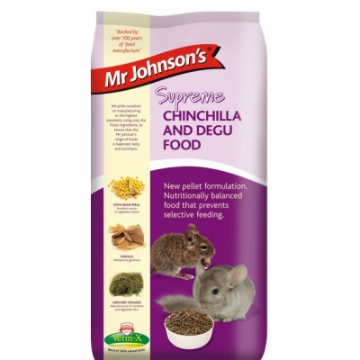 Mr Johnson's Supreme Chinchila&Degu 900гр