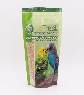 Fresh Храна за средни папагали 500 грама