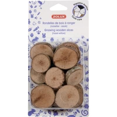 Дървени трупчета за гризачи Zolux