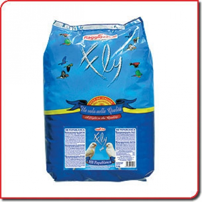 FLY papablanca - мека храна за канари 5 кг