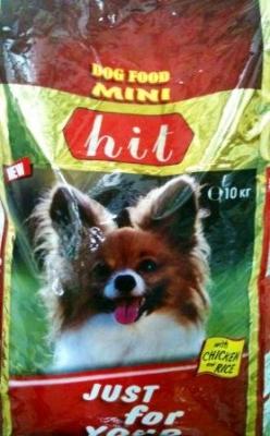 Хит мини 10 кг /куче/