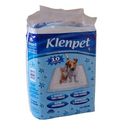 Памперси Clean Pet 60/90 см 10бр