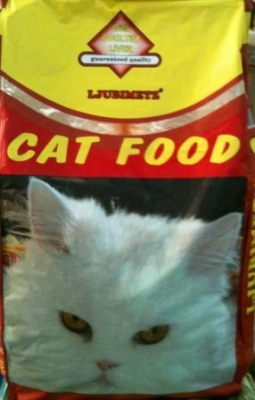 Любимец 10 кг дроб /коте/
