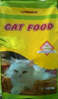 Любимец 10 кг пиле /коте/