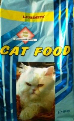 Любимец 10 кг риба /коте/