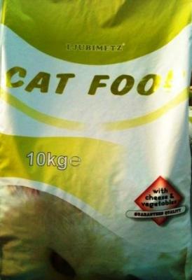 Любимец 10 кг сирене и зеленчук /коте/
