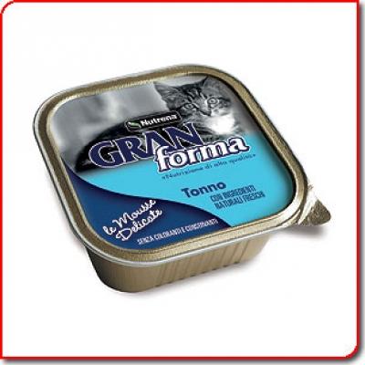 Gran Forma Cat 100 гр мус риба тон