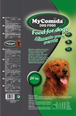MY COMIDA DOG PLASTIC 20 КГ