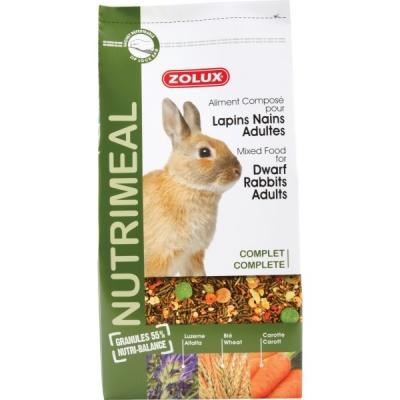 Nutri`Meal храна за зайчета 800 гр