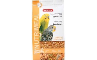 Nutri`Meal храна за вълнисти папагали 800 гр
